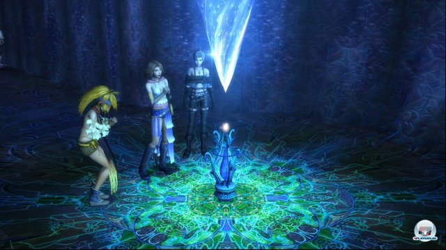 Screenshot - Final Fantasy X-2 (PlayStation3) 92460550