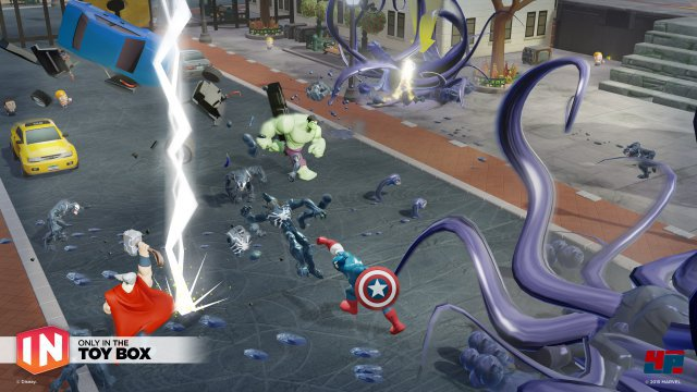 Screenshot - Disney Infinity 3.0: Play Without Limits (360) 92512831