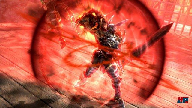 Screenshot - Soul Calibur: Lost Swords (PlayStation3) 92481714