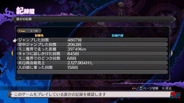 Screenshot - Disgaea 5: Alliance of Vengeance (PlayStation4) 92500948