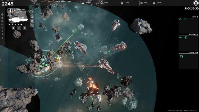 Screenshot - Falling Frontier (PC) 92640608