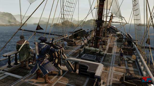 Screenshot - Assassin's Creed 3 (PS4) 92585162