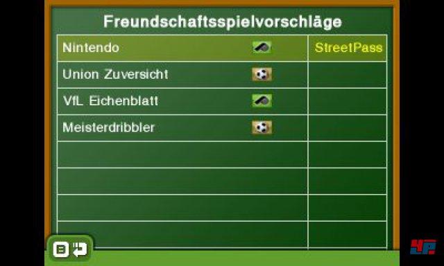 Screenshot - Nintendo Pocket Football Club (3DS)