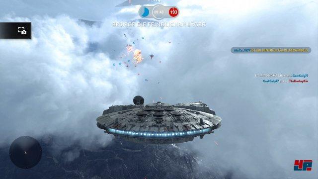 Screenshot - Star Wars Battlefront (PlayStation4) 92516839