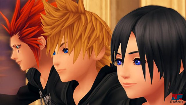 Screenshot - Kingdom Hearts HD 1.5   2.5 ReMIX (PS4)