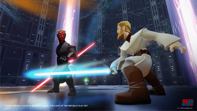 Screenshot - Disney Infinity 3.0: Play Without Limits (360) 92505427