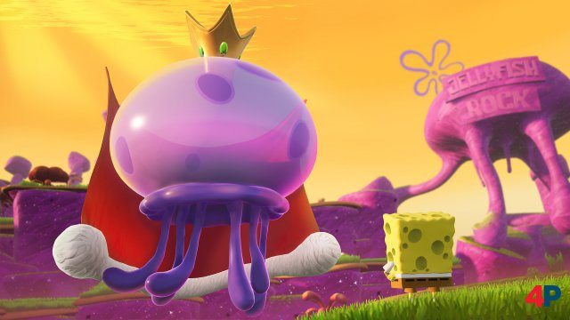 Screenshot - SpongeBob SquarePants: Battle for Bikini Bottom - Rehydrated (PC)
