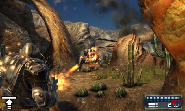 Screenshot - IronFall Invasion (3DS) 92500645