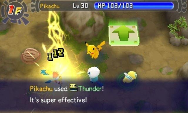 Screenshot - Pokémon Mystery Dungeon: Portale in die Unendlichkeit (3DS) 92457668