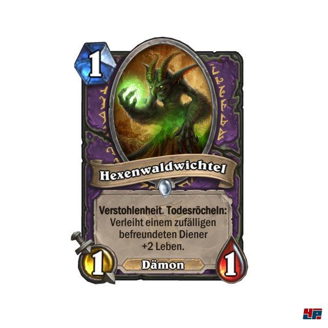 Screenshot - Hearthstone: Der Hexenwald (Android) 92563326