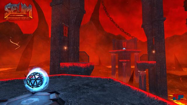 Screenshot - Seum: Speedrunners from Hell (Linux) 92526560