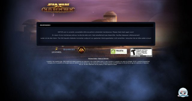 Screenshot - Star Wars: The Old Republic (PC) 2301682