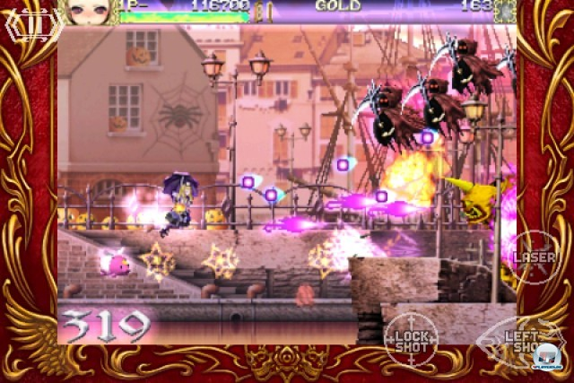 Screenshot - Deathsmiles (iPhone)