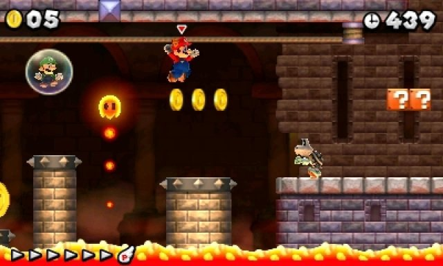 Screenshot - New Super Mario Bros. 2 (3DS)