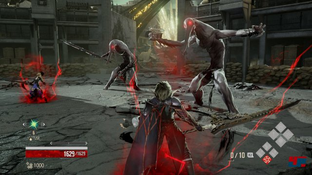 Screenshot - Code Vein (PC) 92552322