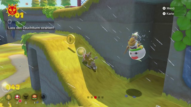 Screenshot - Super Mario 3D World   Bowser's Fury (Switch) 92634380