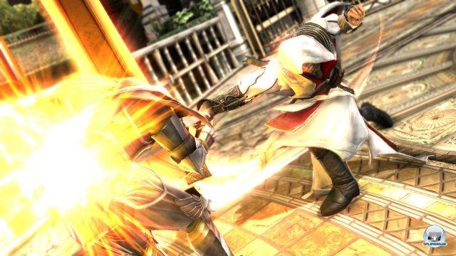 Screenshot - Soul Calibur V (360) 2279212