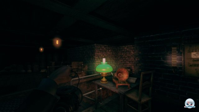 Screenshot - Amnesia: A Machine for Pigs (PC) 92468693