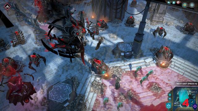 Screenshot - Age of Wonders: Planetfall - Revelations (PC)