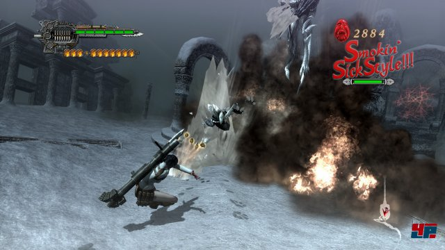 Screenshot - Devil May Cry 4 (PlayStation4) 92504952