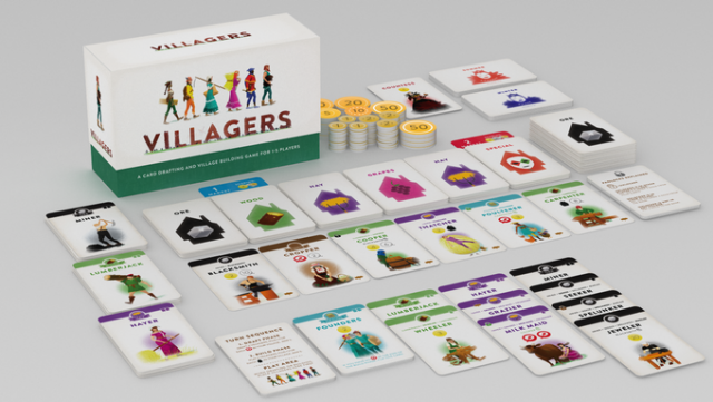 Villagers.