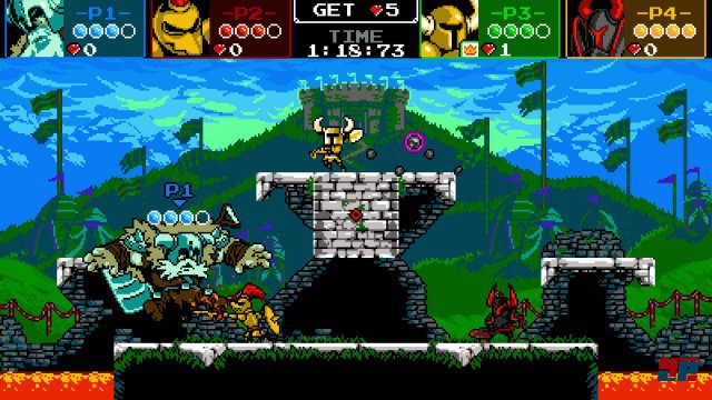 Screenshot - Shovel Knight (Linux) 92572924