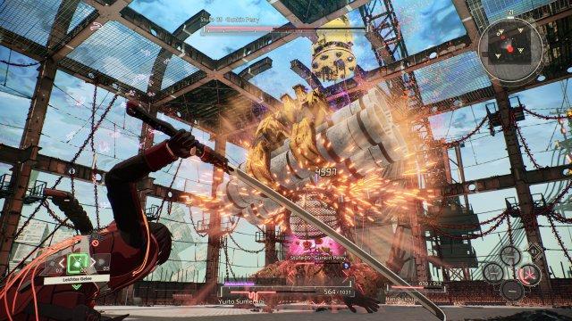 Screenshot - Scarlet Nexus (PlayStation5) 92645751