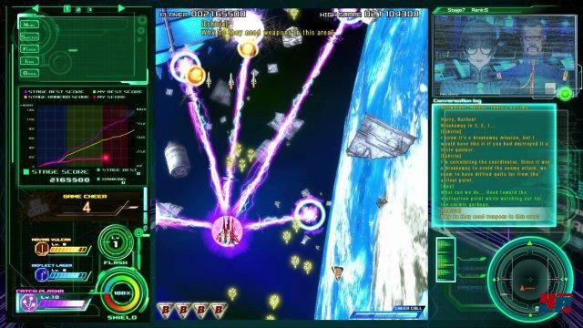Screenshot - Raiden 5 (PS4) 92554766