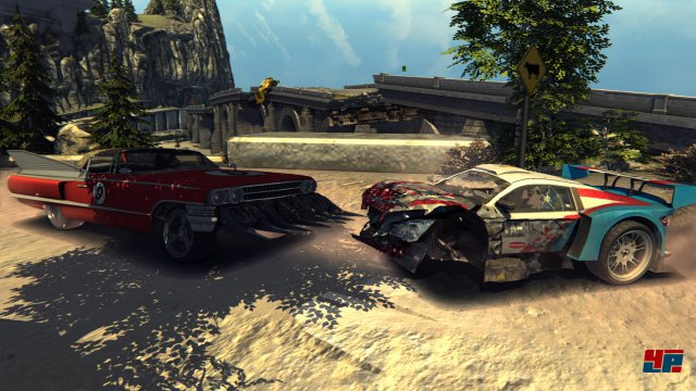 Screenshot - Carmageddon: Reincarnation (PC) 92506264