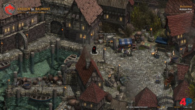 Screenshot - Alaloth - Champions of the Four Kingdoms (PC) 92590367