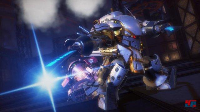 Screenshot - Project Sakura Wars (Arbeitstitel) (PS4) 92585351