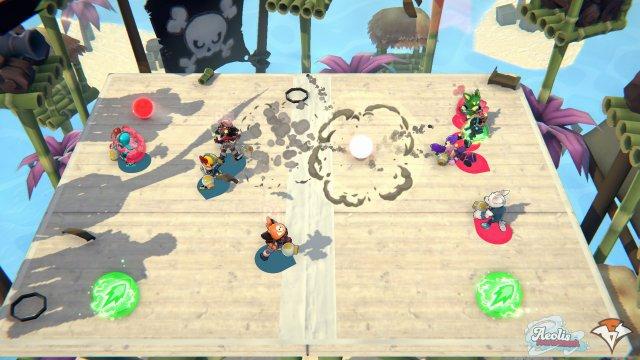 Screenshot - Aeolis Tournament (PC)