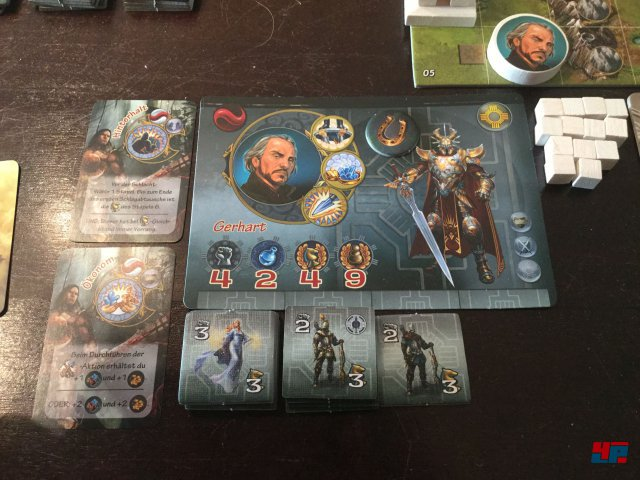 Screenshot - Might & Magic Heroes - Das Brettspiel (Spielkultur) 92498475