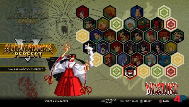 Screenshot - Samurai Shodown NeoGeo Collection (One)