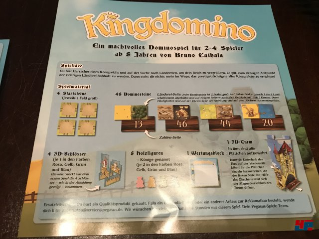Screenshot - Kingdomino (Spielkultur) 92552574