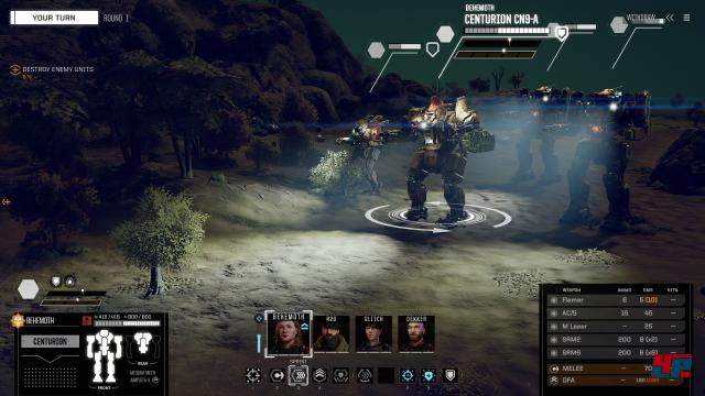 Screenshot - Battletech (PC) 92564497