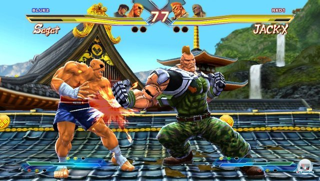 Screenshot - Street Fighter X Tekken (PS_Vita) 2338292