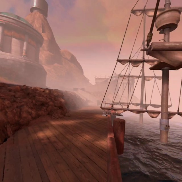 Screenshot - Myst (Remake) (OculusQuest, PC, VirtualReality) 92632249