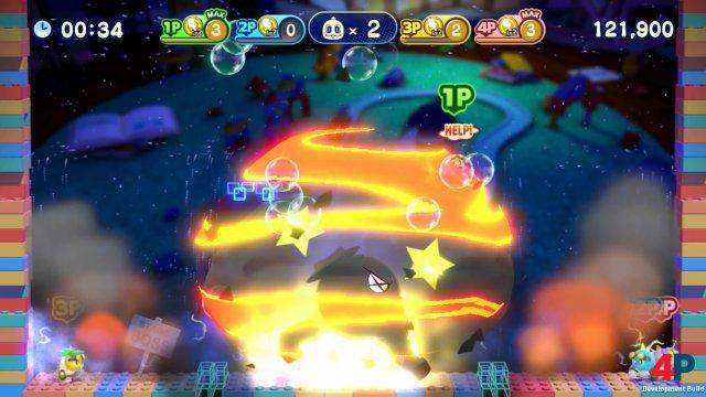 Screenshot - Bubble Bobble 4 Friends (Switch) 92600793