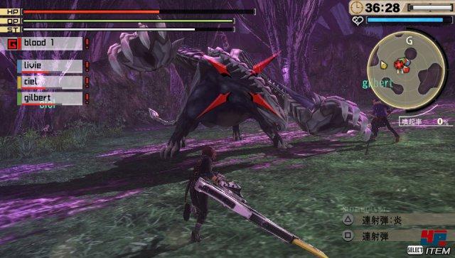 Screenshot - God Eater 2 (PlayStation4) 92494778