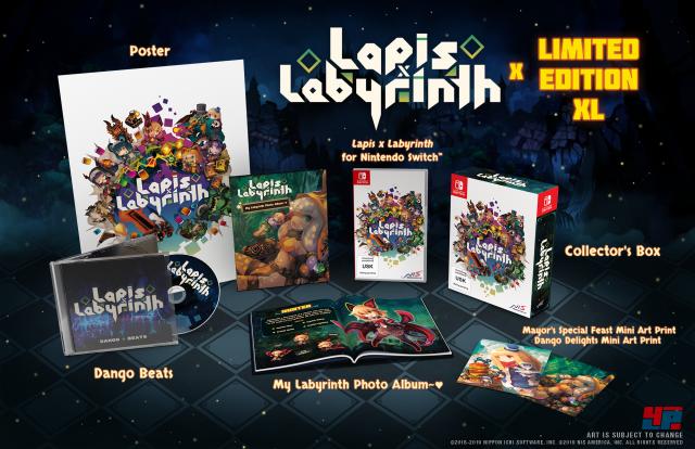 Screenshot - Lapis x Labyrinth (PS4) 92580732