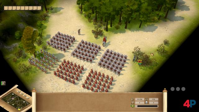 Screenshot - Praetorians (PC) 92604637