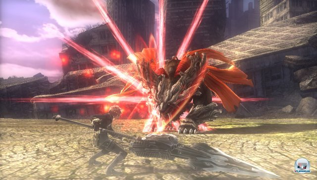 Screenshot - God Eater 2 (PS_Vita) 92444367