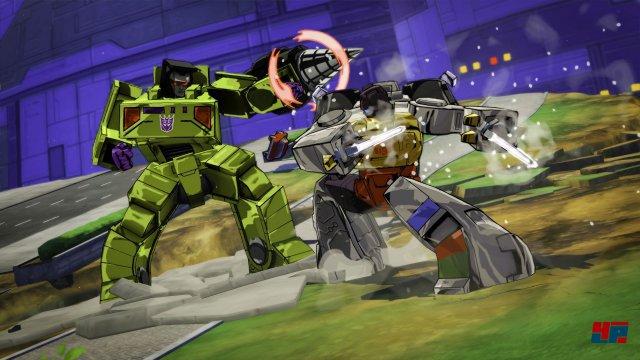Screenshot - Transformers: Devastation (PC) 92514467