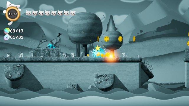 Screenshot - Neko Ghost, Jump! (PC, PS4, Switch, One) 92632840