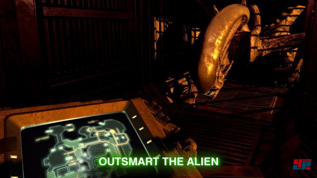 Screenshot - Alien: Blackout (Android)