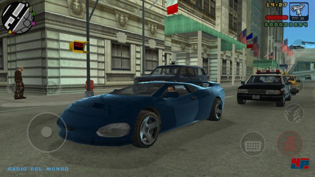 Screenshot - Grand Theft Auto: Liberty City Stories (Android)
