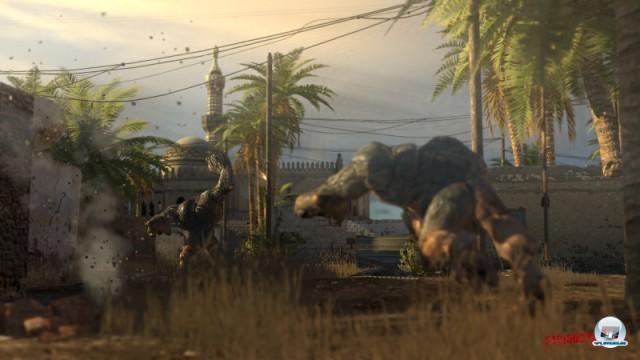 Screenshot - Serious Sam 3: BFE (PC) 2218002