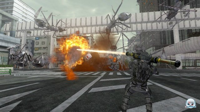 Screenshot - Earth Defense Force 2025 (360) 92437397