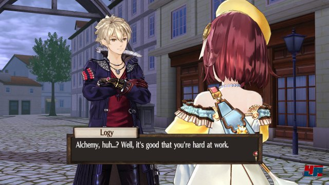 Screenshot - Atelier Sophie: The Alchemist of the Mysterious Book (PS4) 92527339